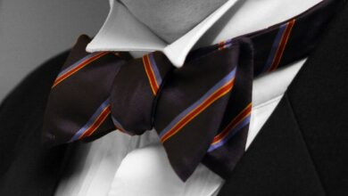 Photo of What are the Current Styles of Men's Ties?