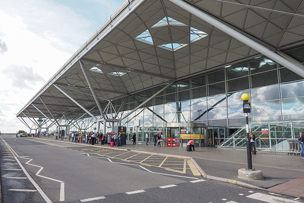 Cheap Taxi to Stansted Airport