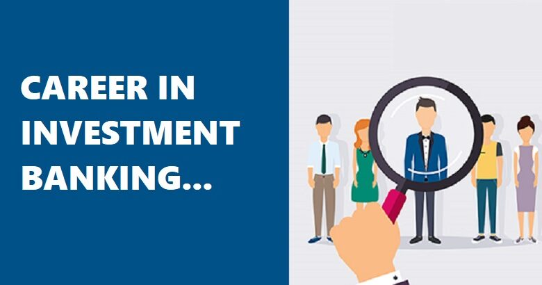 Investment-Banking-Career