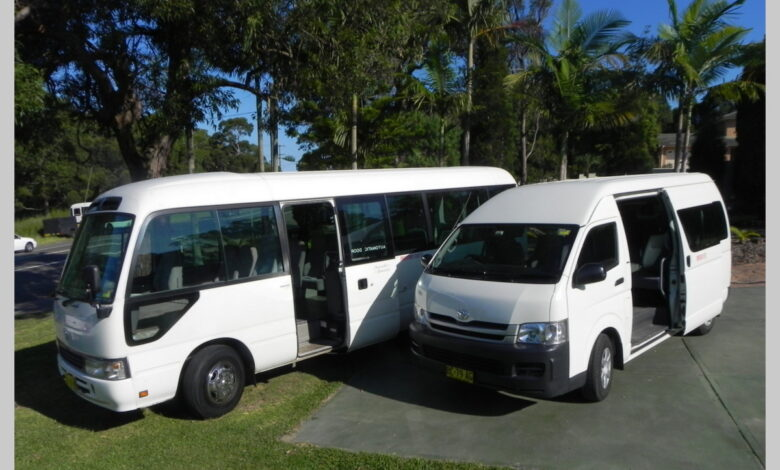 Photo of Looking For A Comfortable Minibus Hire With Driver?