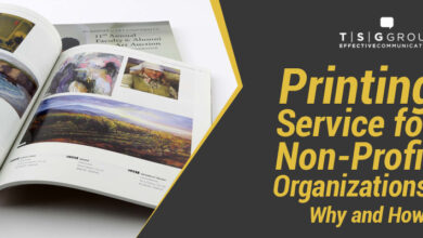 Photo of Printing Service for Non-Profit Organizations: Why and How?