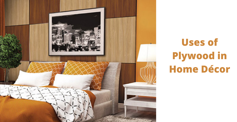 Uses of Plywood in Home Décor