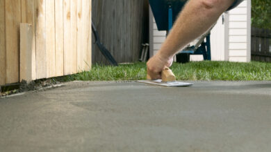 Photo of Expert Concrete Installer and Sidewalk Repair NYC Services
