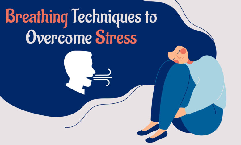 Breathing Techniques to Overcome Stress