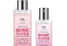 Photo of Prefer Purest Rose Water And Aloe Vera Gel For Soothe Skin