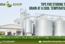 Photo of Tips for Storing the Grain at a Cool Temperature