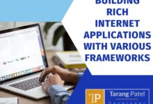 Photo of Building Rich Internet Applications with various Frameworks