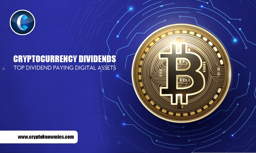 crypto that pays dividends