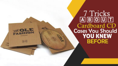 Photo of 7 Tricks About Cardboard Cd Cases You Should You Knew Before